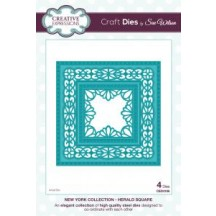 Creative Expressions Herald Square Die Set by Sue Wilson - New York Collection - CED4106