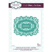 Creative Expressions Santorini Die Set by Sue Wilson - Greek Island Collection - CED5105