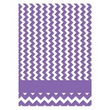 Couture Creations Chevron Premium Universal Embossing Folder - Harmony Collection