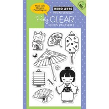Hero Arts Clear Stamps - Good Fortune