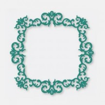 Couture Creations Fancy Frame Metricon Universal Cutting Die CO723746