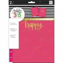 Me & My Big Ideas Create 365 CLASSIC Happy Planner Snap-In Cover Happy Life COLC-01