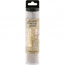 Tim Holtz Idea-ology Collage Paper - Typography TH93952