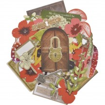 Kaisercraft Enchanted Collectables Die-Cut Pieces CT966