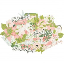 Kaisercraft Full Bloom Collectables Die-Cut Pieces CT939
