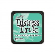 Ranger Tim Holtz Cracked Pistachio Mini Distress Ink Pad TDP46776 green