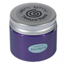 Creative Expressions Cosmic Shimmer Decadent Grape Texture Paste 50ml