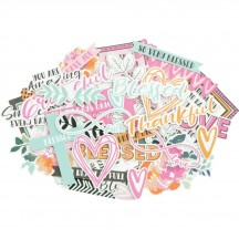 Kaisercraft Blessed Collectables Die-Cut Pieces CT952