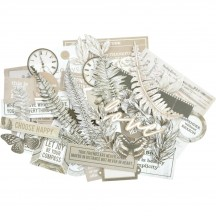 Kaisercraft Whisper Collectables Die-Cut Pieces CT953