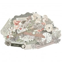 Kaisercraft Rosabella Collectables Die-Cut Pieces CT954