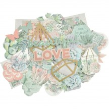 Kaisercraft Greenhouse Collectables Die-Cut Pieces CT957