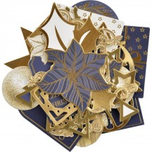 Kaisercraft Starry Night Christmas Collectables Die-Cut Pieces CT970