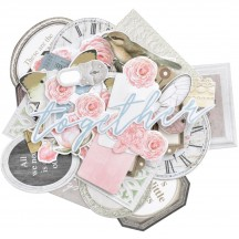 Kaisercraft Lady Like Collectables Die-Cut Pieces CT974