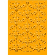 "Cuttlebug 5""x7"" Embossing Folder - Nat"
