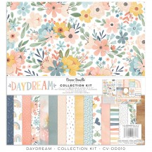 "Cocoa Vanilla Studio Daydream 12""x12"" Collection Kit DD010"