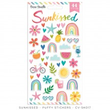 Cocoa Vanilla Studio Sunkissed Puffy Stickers SK017