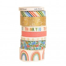 American Crafts Jen Hadfield Reaching Out Washi Tape Rolls 34005574
