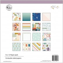 "Pinkfresh Studio Days of Splendor 12""x12"" Collection Kit PFDA600120"