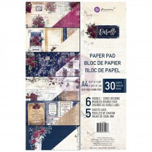 Prima Darcelle A4 Double-Sided Paper Pad 30 sheets 641986