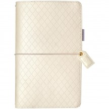 Webster's Pages Diamond White Travelers Color Crush Planner