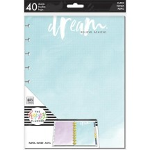 Me & My Big Ideas Create 365 CLASSIC Happy Planner Dream Dot Grid Fill Paper FIL-75