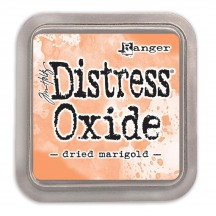 Ranger Tim Holtz Dried Marigold Distress Oxide Ink Pad TDO55914
