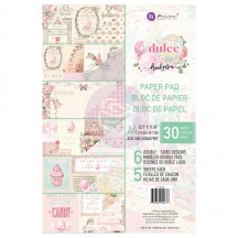 Prima Frank Garcia Dulce A4 Double-Sided Paper Pad 30 sheets 995676