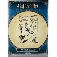 Harry Potter Clear Icon Stamp Set DUS2345