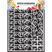 Dutch Doobadoo Swirls Paper Art - 472.948.006
