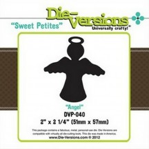 Die-Versions Angel Universal Cutting Die - Sweet Petites DVP-040
