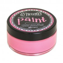 Ranger Dylusions Peony Blush Paint 2 fl oz - DYP60192 pink