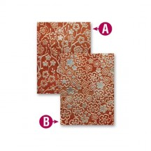 Spellbinders Awesome Blossoms M-Bossabilities Embossing Folder EL-020