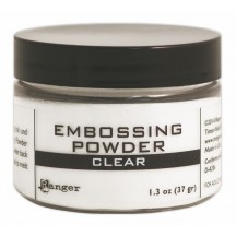 Ranger Clear Embossing Powder 1.3oz - EPL45694