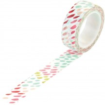 Echo Park Salon Polish Colors Decorative Washi Tape SAL196038