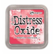 Ranger Tim Holtz Festive Berries Distress Oxide Ink Pad TDO55952