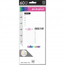 Me & My Big Ideas Create 365 CLASSIC Happy Planner Half Sheet Focus FIL-27