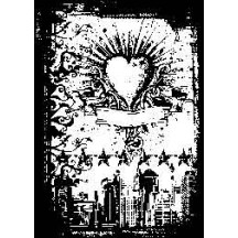 Tim Holtz Components from Stampers Anonymous - Urban Tattoo