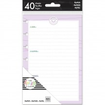 Me & My Big Ideas Create 365 MINI Happy Planner Wellness Mood Tracker Filler Paper FILM-56