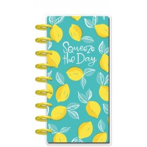 Me & My Big Ideas CLASSIC Happy Planner Half Sheet Notebook - Squeeze the Day FILP-15