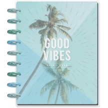 Me & My Big Ideas CLASSIC Happy Planner July 2019 - Dec 2020 Good Vibes PLNR-112