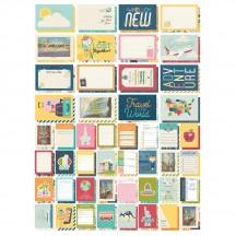 Simple Stories Going Places Sn@p! Pocket Card Pack 12320