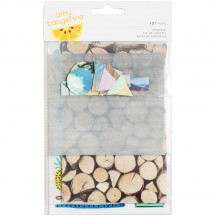 American Crafts Amy Tangerine Finders Keepers Embellishment Grab Bag 340256
