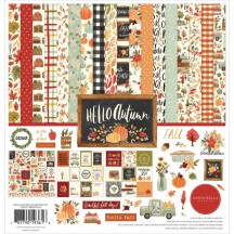"Carta Bella Hello Autumn 12""x12"" Collection Kit HEA122016"