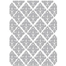 Couture Creations Premium Universal Embossing Folder - Hedged Maze