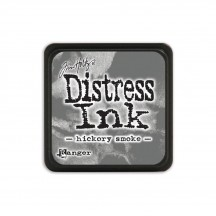 Ranger Tim Holtz Hickory Smoke Mini Distress Ink Pad TDP47339 grey