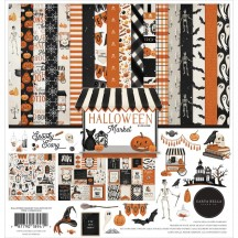 "Carta Bella Halloween Market 12""x12"" Collection Kit HM121016"