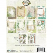 """49 and Market Vintage Artistry Hike More 6""""x8"""" Collection Pack VTH-34369"""