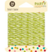 Jillibean Soup Party Playground Gum Drop Green Decorative Twine PPG0020