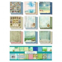 "ScrapBerry's Holiday Romance 12""x12"" Paper Collection"