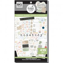 Me & My Big Ideas The Happy Planner Homebody Seasonal Classic Value Pack Stickers SP1H30-045